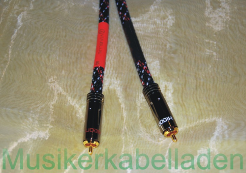 Sommercable CARBOKAB 225 High-End Audio-/ Cinchkabel (Stereo-Paar)