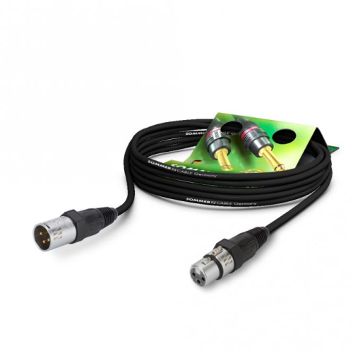 Sommercable CARBOKAB 225 Highend Mikrofonkabel (Neutrik)