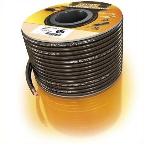 HiFi Lautsprecherkabel (Meterware) - Musikerkabelladen