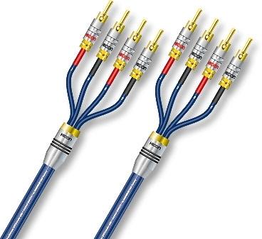 Konfektionierte Lautsprecherkabel für HiFi Highend SOMMER CABLE