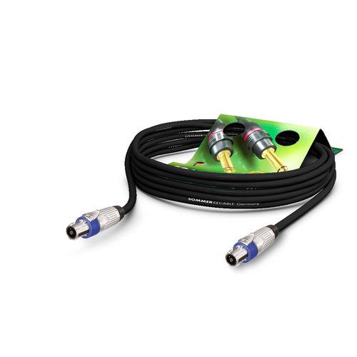 Sommer Cable 2,5 m Lautsprecherkabel Major Invisible 2 x 2,5 mm² Klinke//Klinke